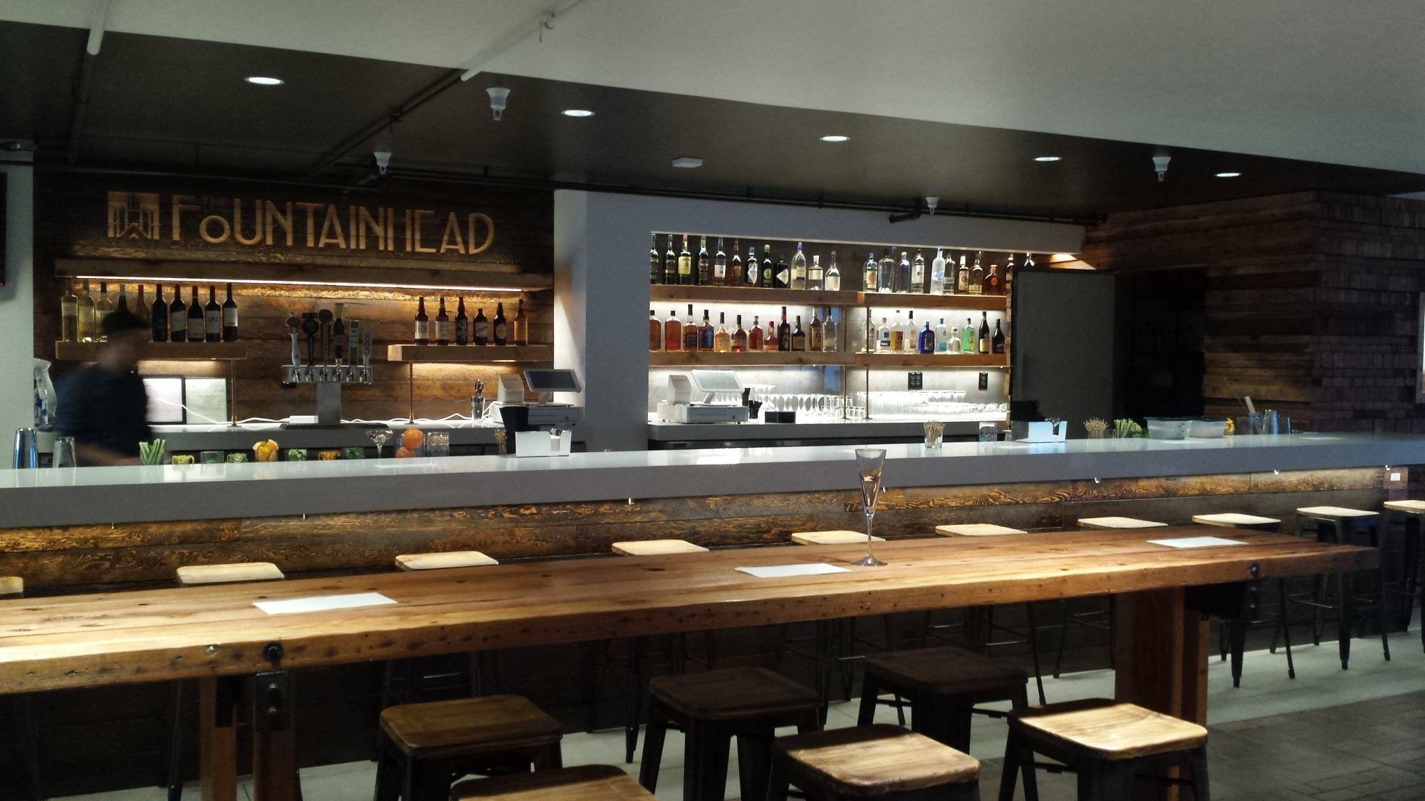 The Fountainhead Bar