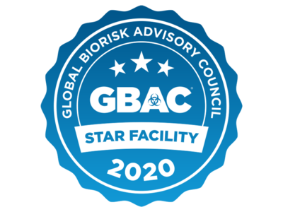 GBAC STAR Facility Seal