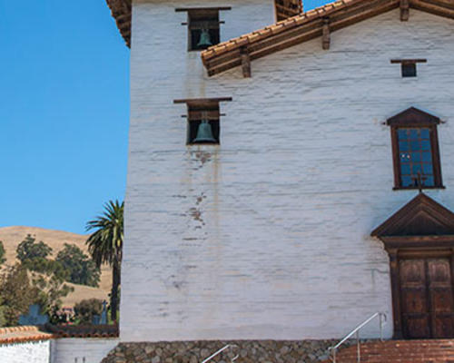 Mission San Jose, the fourteenth Spanish mission established in California