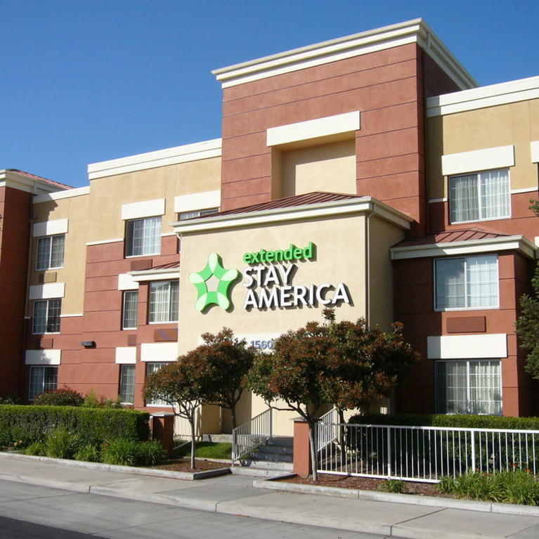 Extended Stay America San Jose Downtown Exterior