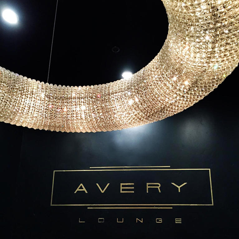 Avery Lounge in Downtown San Jose