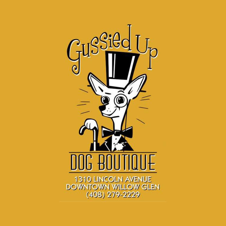 Gussied Up Dog Boutique in Willow Glen