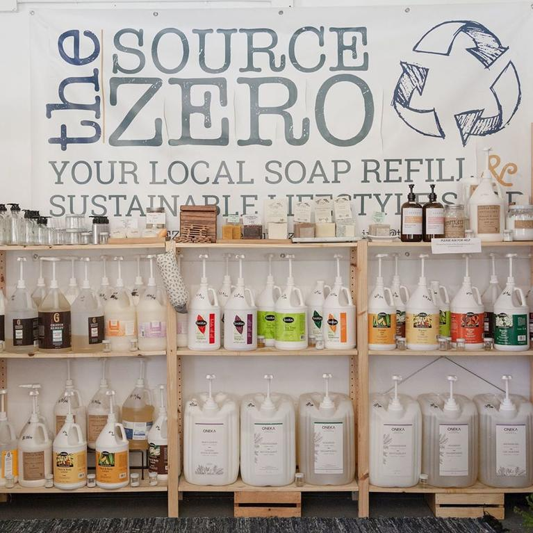 The Source Zero, a MOMENT shop in San Pedro Square in Downtown San Jose