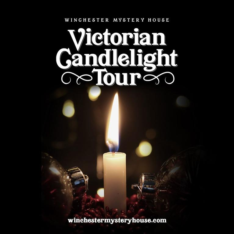 Winchester Mystery House Victorian Candlelight Tour